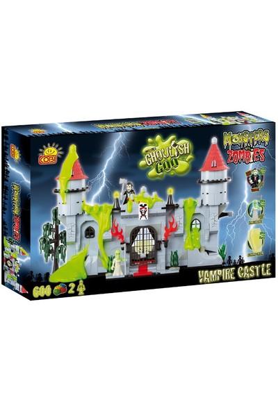 Cobi 28600 Vampire Castle 600 Parça Mvz