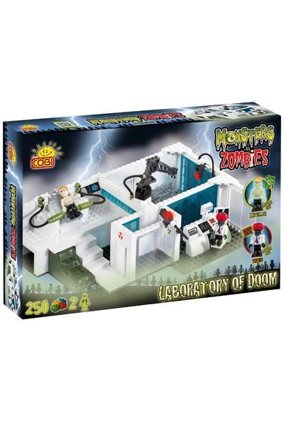 Cobi 28251 Lab.Of Doom 250 Parça Mvz