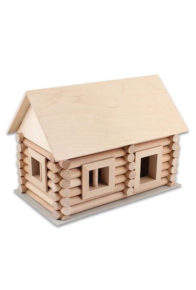 Karsan Oyuncak 053Kr Woodoy Evim Evim Güzel Evim
