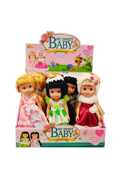 Kızılkaya 12028 Prenses Et Bebek