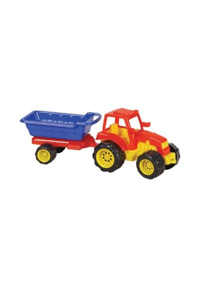 Mgs Oyuncak 0410 Traktör Römorklu
