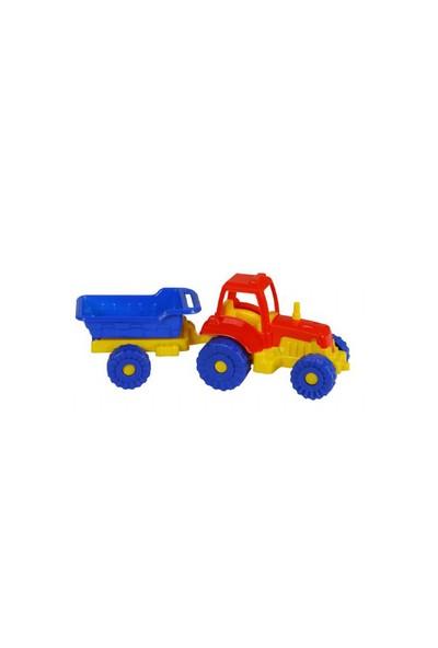 Mgs Oyuncak 0419 Mini Traktör Römorklu
