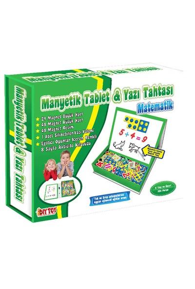 Diytoy 7927 Manyetik Tablet Matematik Seti