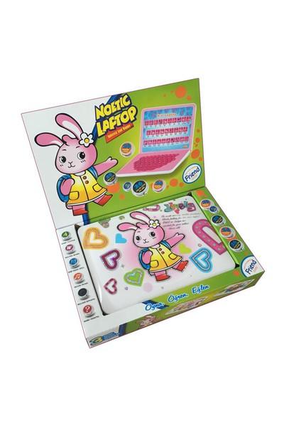 Vardem Oyuncak 1208A-8Sh Kutulu Mini Laptop Akıllı