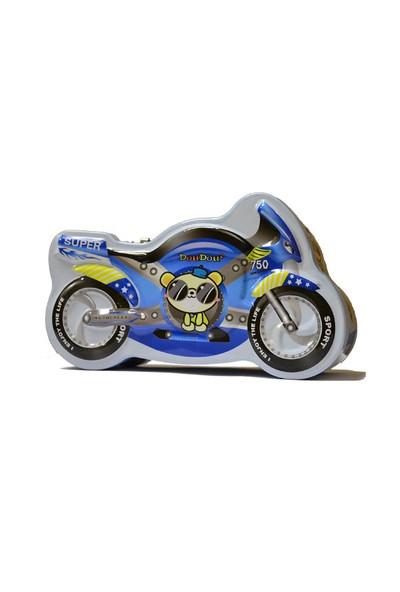 Vardem Oyuncak 213E-K Metal Motosiklet Kumbara