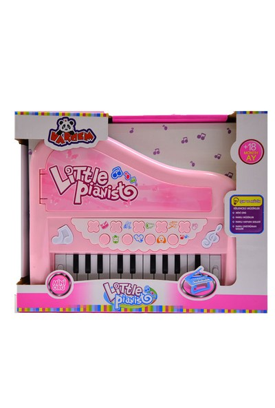 Vardem Oyuncak J68-01 Kutu Renkli Piyano