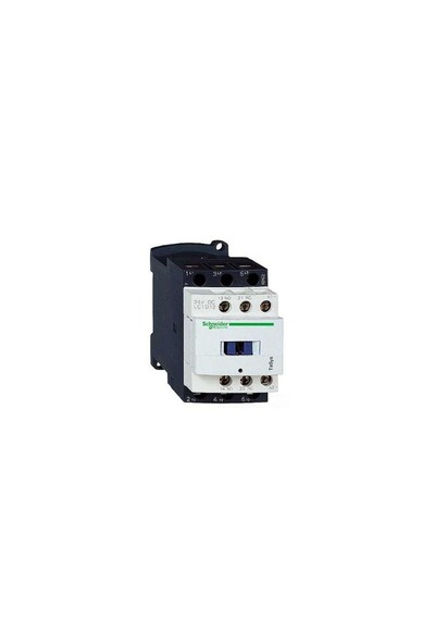 Schneider Kontaktör Lc1-D12B7 5,5Kw 24Vac