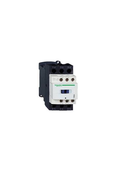 Schneider Kontaktör Lc1-D25B7 11Kw 24Vac