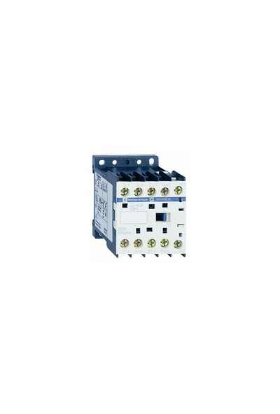 Schneider Kontaktör Lc1-K0601B7 2,2Kw 24V