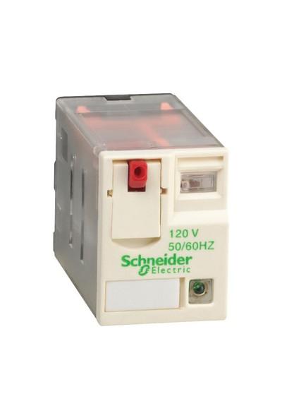 Schneider 14P 24V Ac Röle Rxm4Ab1B7 Mini