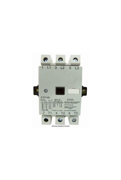 Siemens Kontaktör 3Tf49-22 45Kw 230Vac