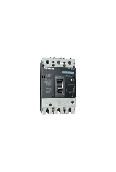 Siemens Kompakt Şalter 55Ka 160-200A 3P