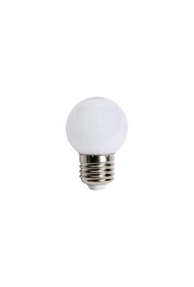 Cata 2W Top Gece Lambası Ampulü Beyaz E27 Ct-4071