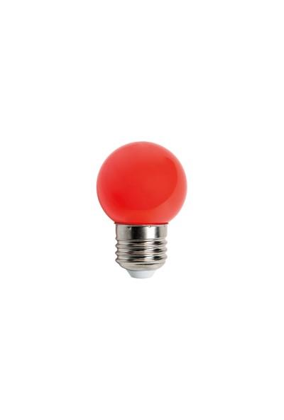 Cata 2W Top Gece Lambası Ampulü Kırmızı E27 Ct-4071K
