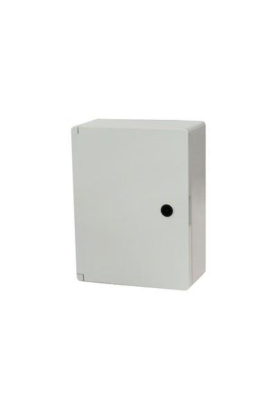 Çetinkaya Elektrik Panosu Abs Opak Ip65 21X28X13 Çp 5001