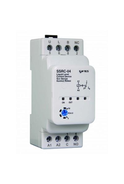 Entes Ssrc-04 Sıvı Seviye Kontrol Rölesi