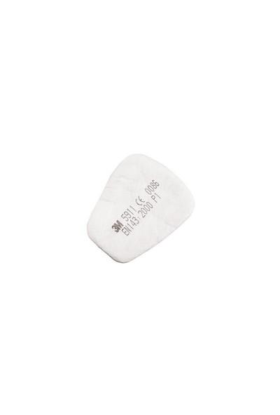 3M İş Güv.Maske Filtresi 5911 P1 Toz