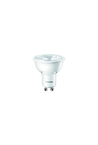 Philips 4.7-50W Essential Ledspot Ampul 4.7-50W Gu10 2700K Sarı Işık 36D