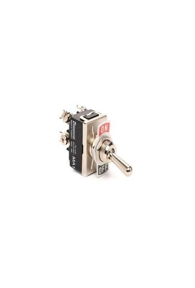 Emas Ma121 On-Off Çift Mandallı Anahtar