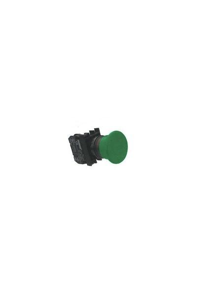 Emas B100My Mantar Yeşil Buton