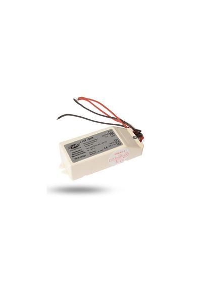 Rtm Elektronik Trafo 12V 60W Kablolu - Ret-02061