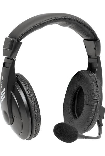 Defender Gryphon 750 Kulaküstü Kulaklık Siyah