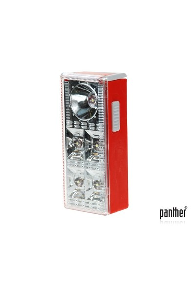 Panther Pt-1781 Pille Çalışan Mini Işıldak Kd