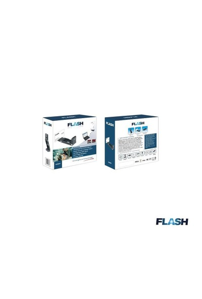 Flash B2000Ff Kart Tarayıcı Webcam