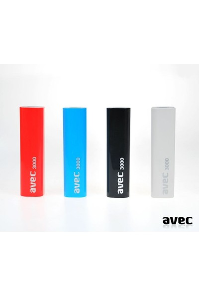 Avec 3000 Mah Power Bank Şarj Cihazı Kd