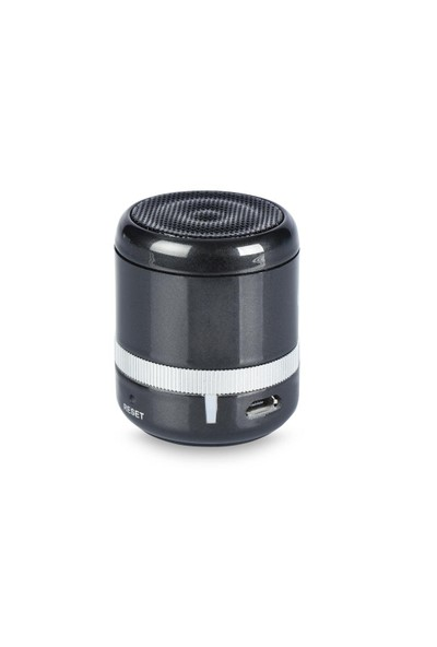 Ednet Bluetooth Boomp Iı Taşınabilir Hoparlör, 3 Watt, Foto-Self Özelliği (Ednet Boomp Ll Bluetooth Speaker)