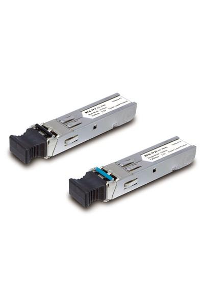 Sfp-Port 100Base-Fx Transceiver (1310Nm) - 20Km (-40~75℃)