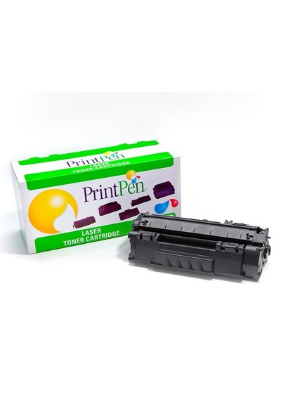 Prıntpen Hp Q5949A / Q7553A Canon Crg-715 Siyah Muadil Toner