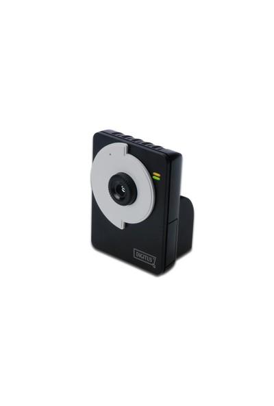 Digitus Gündüz İç Mekan Ip Kamerası, 640 X 480 Piksel, M-Jpeg