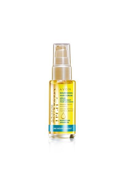 Avon Advance Techniques Fas Argan Yağı İçeren Besleyici Saç Serumu 30 Ml
