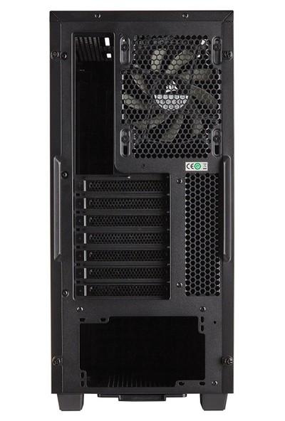 Corsair Case 270R7.1 USB Siyah Çelik Kasa CC-9011105 WW