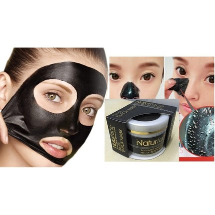 Siyah Noktaları Maske ile Yok Edin Naturface Soyulabilen Siyah Nokta Maskesi