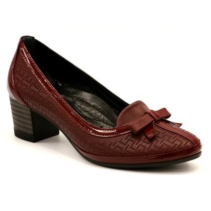 Gedikpaşalı 179 Siyah Klasik Kadın Ayakkabı