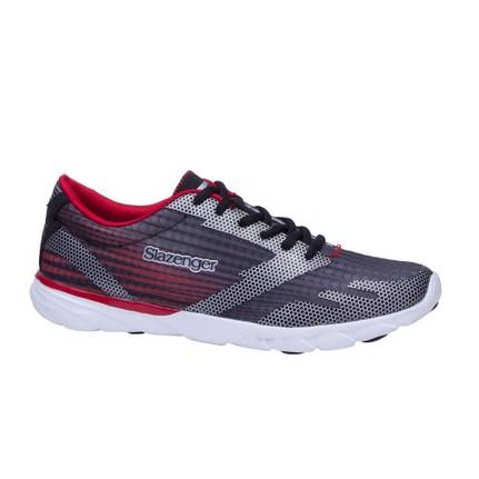 Slazenger Abesa Koşu Erkek Ayakkabı Gri