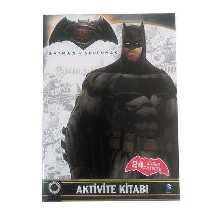 Batman V Superman Aktivite Kitabı Fiyatı Taksit Seçenekleri