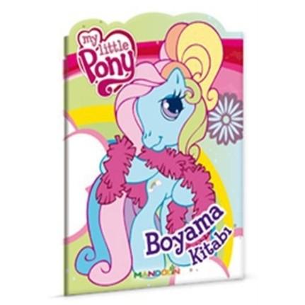 My Little Pony Yesil Boyama Kitabi Fiyati Taksit Secenekleri