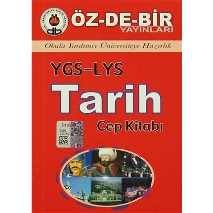 Ygs Lys Tarih Cep Kitabı Fiyatı Taksit Seçenekleri Ile Satın Al