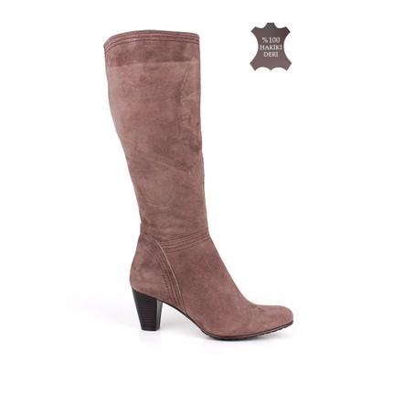 Romani 1857 022 355  Vizon Kadın Çizme