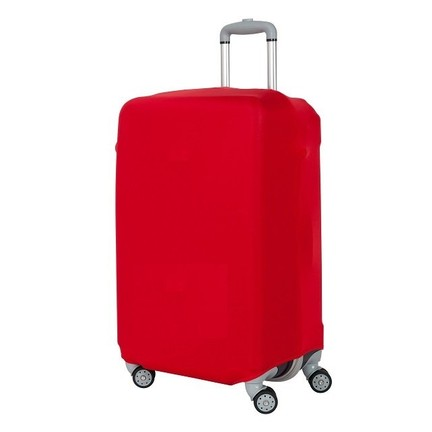1109685a55820 Vk Tasarım Valiz Kılıfı Kırmızı Fiyatı - Taksit Seçenekleri