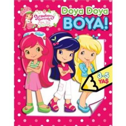 Doya Doya Boya çilek Kız 3 5 Yaş