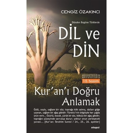 Dünden Bugüne Türklerde Dil Ve Din Cengiz özakıncı Fiyatı