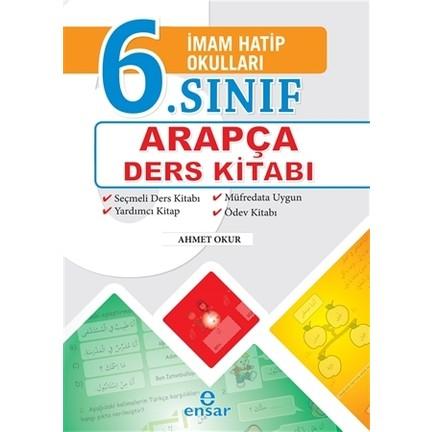 Imam Hatip Okulları 6 Sınıf Arapça Ders Kitabı Ahmet Okur Fiyatı
