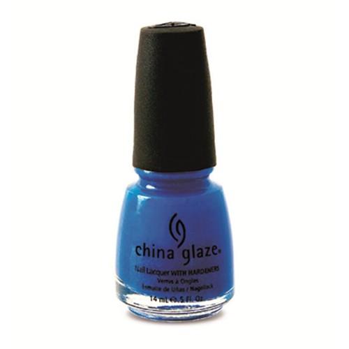 China Glaze Oje - 1010 ( Blue Sparrow )