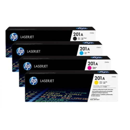HP Color LaserJet Pro MFP M252n Orijinal Siyah (Black)Toner Yazıcı Kartuş