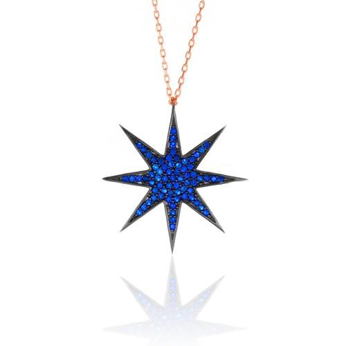 Azuris Büyük Yıldız Kolye