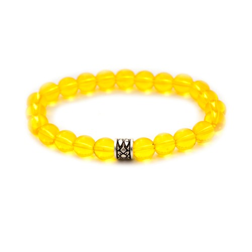 Rachon Sarı Kuvars Bileklik